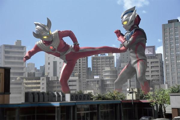 《超人力霸王》睽違十年在台上映 大河與「最強父親」太郎對決