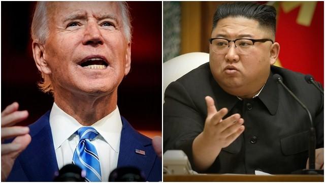 ▲▼隨著拜登當選,北韓擔憂恐怕得重新布局、經營與美國之間的外交關係。(圖/路透社)