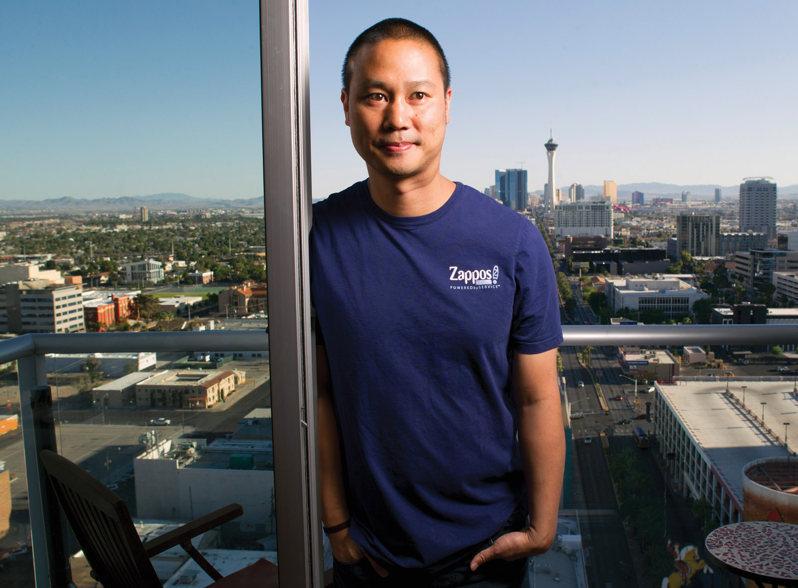 ▲▼Zappos執行長謝家華(Tony Hsieh)。(圖/翻攝自Facebook/Tony Hsieh)