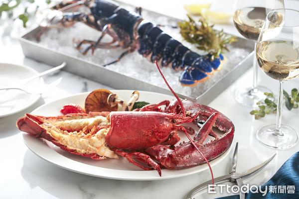200萬分之1的美味 台北喜來登安東廳吃得到布列塔尼藍龍蝦