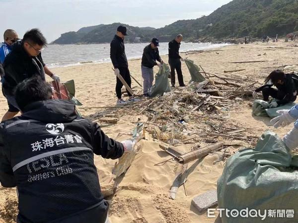 守護地球之肺 珠海台商連續5年發起環保淨灘 | ETtoday大陸新聞