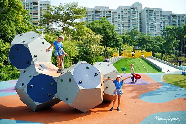 Google還找不到!台南全新免費遊戲場 爽玩多種設施、小湖旁野餐 |