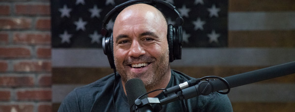 ▲The Joe Rogan Experience。(圖/Spotify官網)