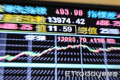 台股再創收盤新高!台積電、聯發科強勢領漲 指數漲103點收13989點
