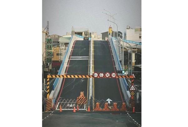 「台南版江島大橋」陡度激似雲霄飛車! 12月15日開放通行 | ETto