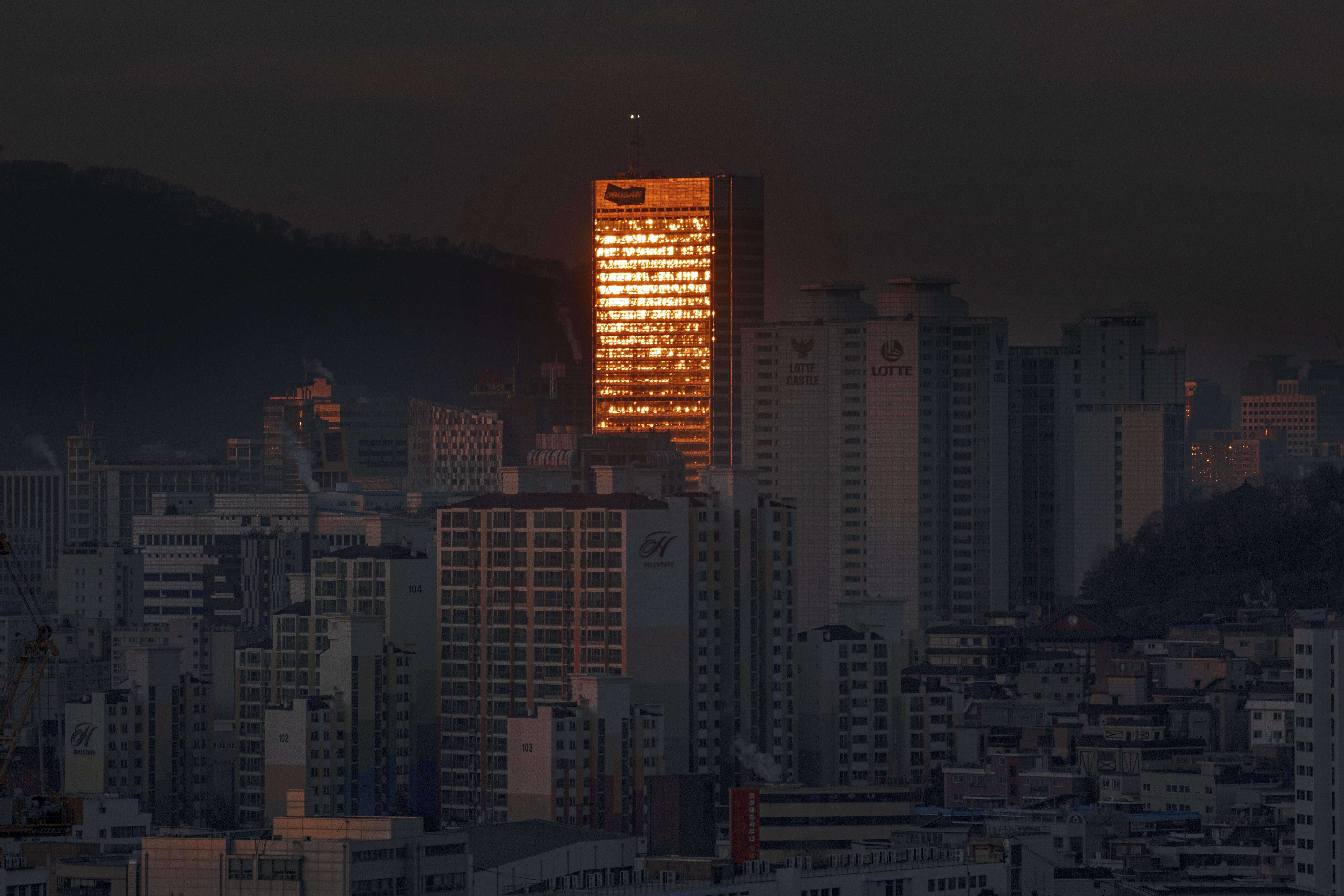 ▲▼首爾市新冠疫情告急,代理市長徐正協緊急宣布防疫對策。(圖/達志影像)