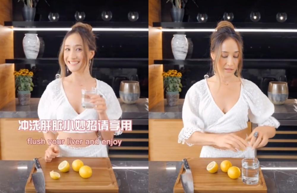 """41岁Maggie Q超狂S曲线辣翻天!私房""""减脂酪梨酱""""超简单"""
