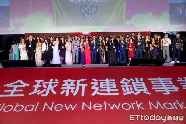 ▲▼ 東森全球新連鎖3週年暨表揚大會,王令麟            。(圖/記者徐文彬攝)