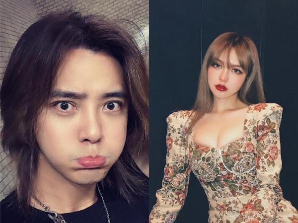 ▲ Luo Zhixiang and Zhou Yangqing broke up 8 months (photo / retrieved from IG)