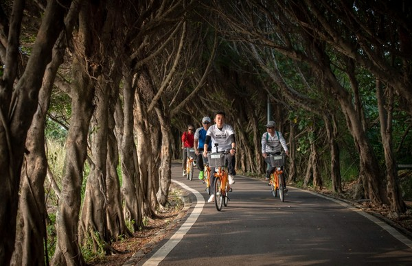 新竹騎到苗栗夢想更近了!「竹竹苗自行車道」今開工 | ETtoday旅遊