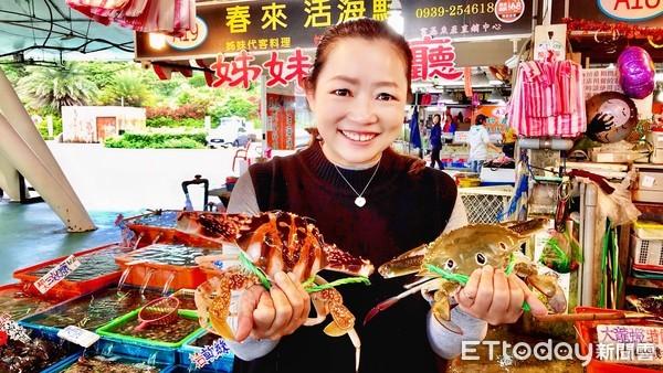 「極北美景X鮮蟹美食」歡度歲末 新北石門「富基漁港」海鮮聖地 | ETt