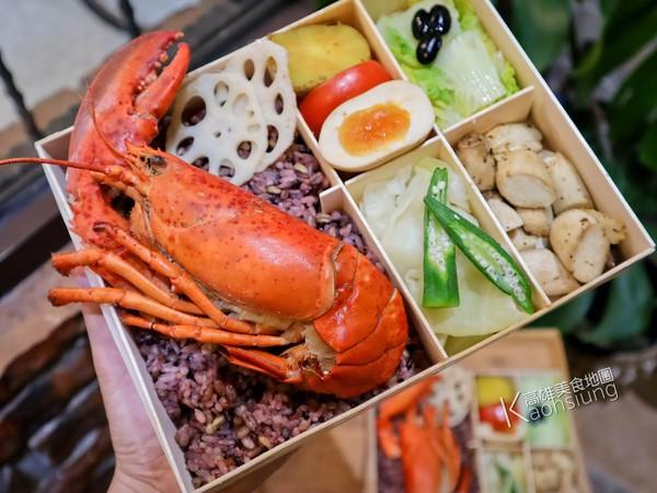 健康餐盒驚見巨大龍蝦!隱身高雄巷弄 12月底前還買一送一 | ETtod