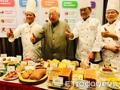 南僑翻轉疫情推動「烘焙料理化」 陳飛龍:台灣烘焙業走向世界