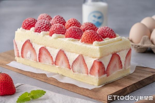 狂嗑15顆大草莓!人氣烘焙打造「豪華草莓蛋糕」 加碼吃芋泥銅鑼燒 | E