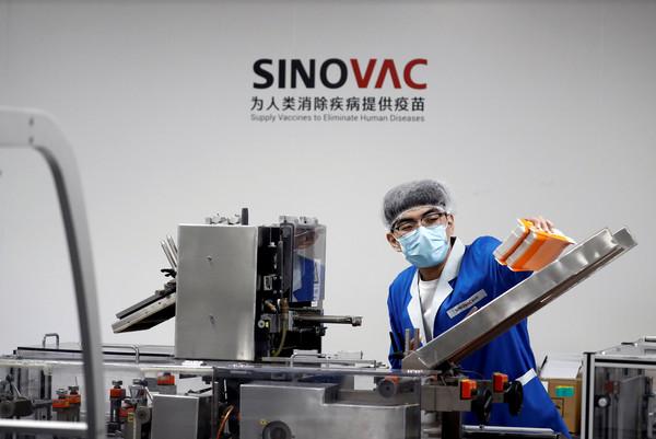 中國「科興疫苗」號稱有效率78% 巴西認證:50%而已啦!
