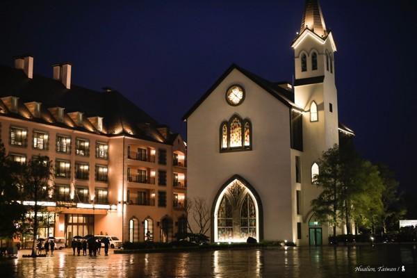 秒飛歐洲小鎮!花蓮五星級觀光酒店 細緻SPA+黃金湯超放鬆 | ETto