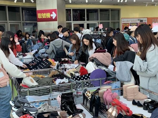 大江「一星衣益」義賣 助「仁友」蓋新家千件商品公益價一折起 | ETto