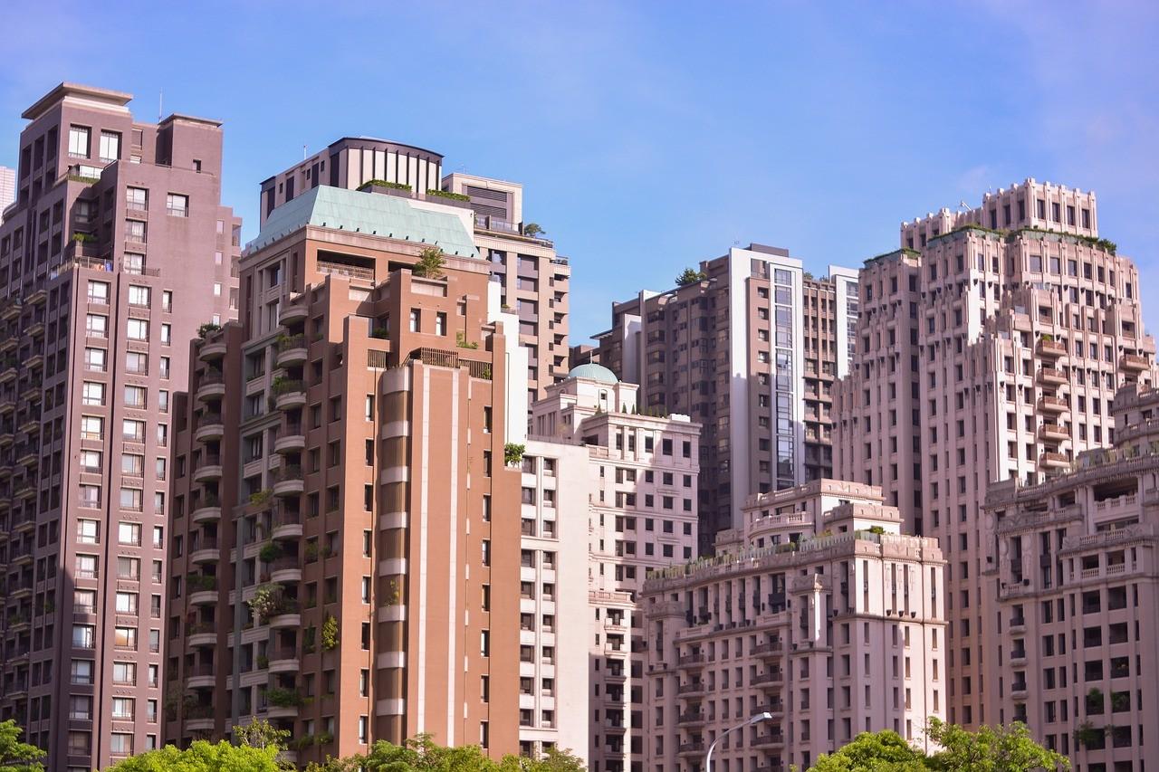 ▲▼房子,大樓,建築,台灣建築,房。(圖/取自免費圖庫Pixabay)