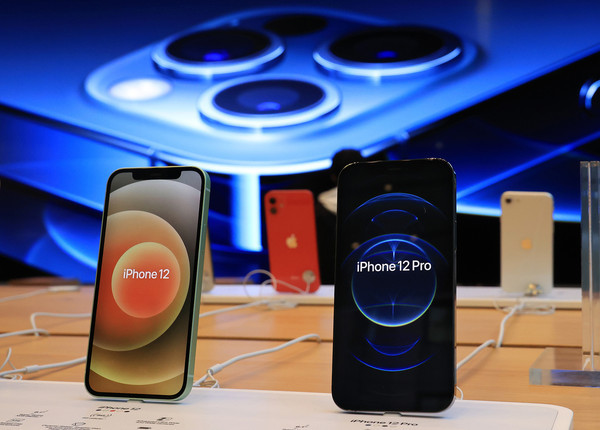 ▲蘋果預計自行開發手機晶片(圖/視覺中國CFP)
