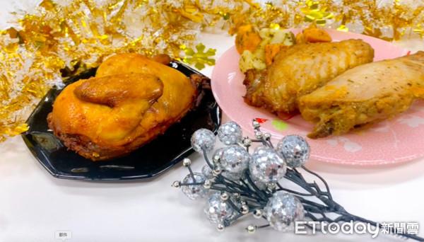 全聯推派對大餐!烤雞、蛋糕甜點一次網羅 耶誕包裝超應景 | ETtoda