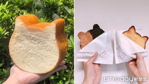 高雄人注意!日本「貓咪生吐司」要來了 快閃45天搶吃專屬現烤吐司 | E