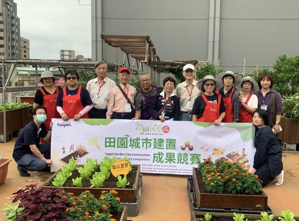 樓頂變花園、二手物交換!臺北行政里獲低碳永續家園銅銀級認證 六都名列前茅