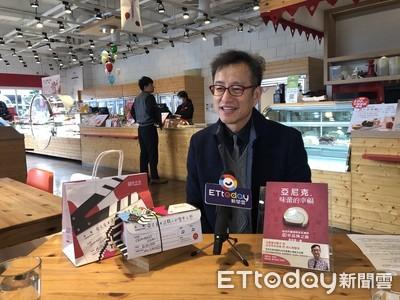 亞尼克董座吳宗恩爆料20年創業路 首月營業額只有2萬「自問我幹嘛」!