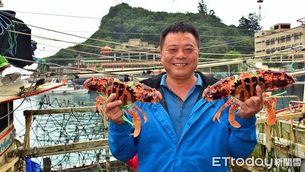 萬里野柳假日活蟹市集 新北自家漁船限定「萬里蟹」螃蟹x美食 | ETto