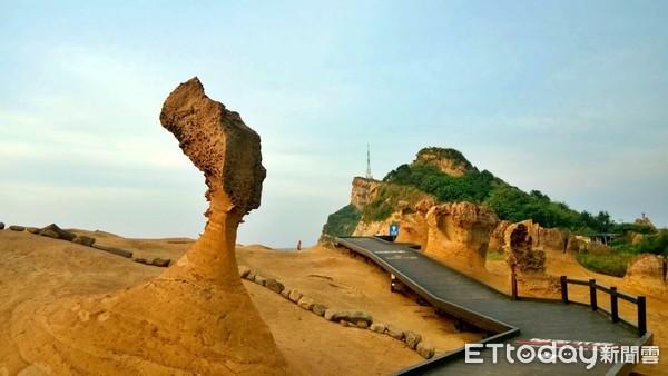 北海岸首例!萬里野柳地質公園 文資法審議通過「自然地景」 | ETtod