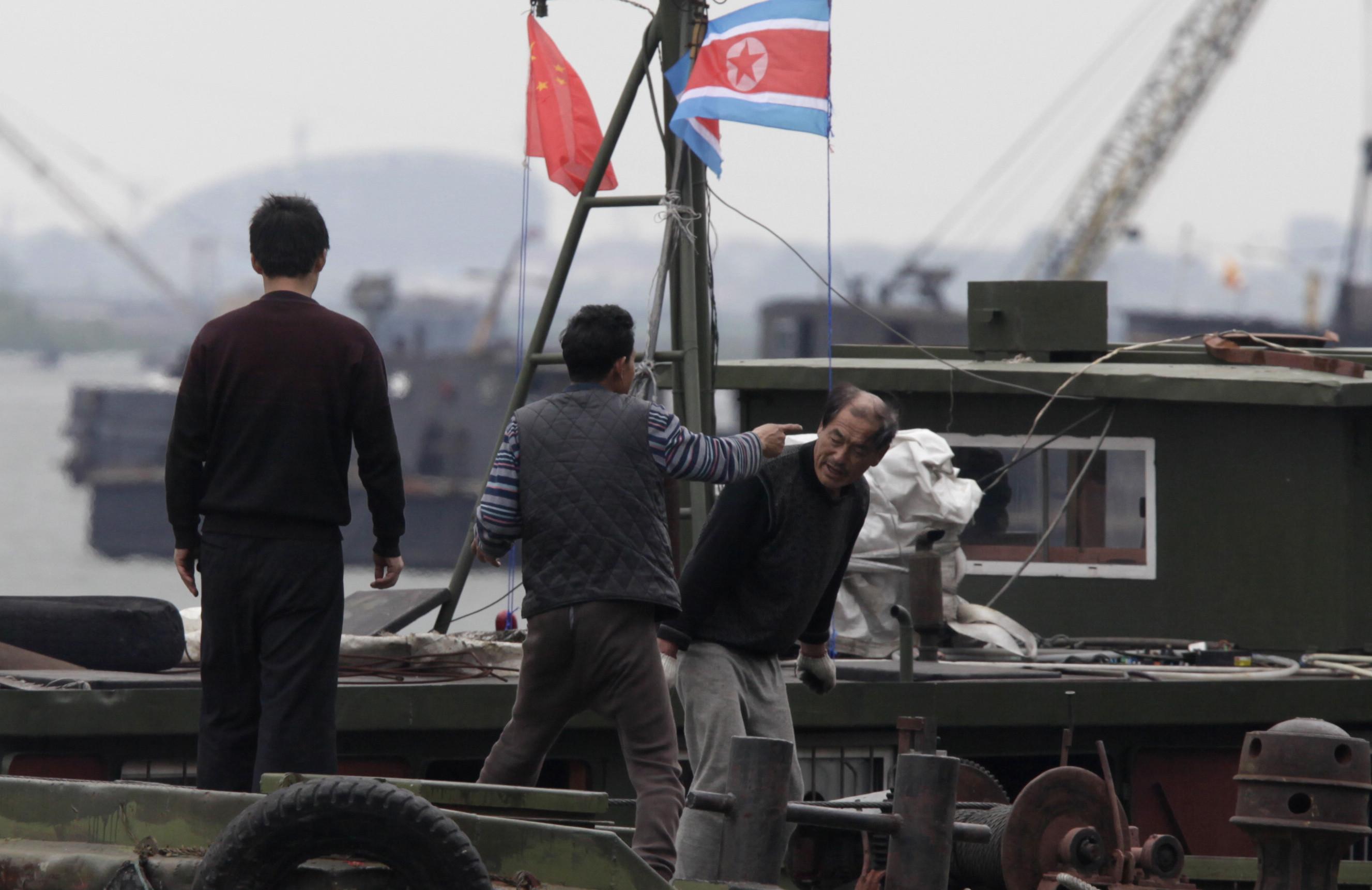 ▲▼北韓遠洋漁業船長崔某,因聽取國外廣播而遭槍決死亡。(示意圖,非當事者/達志影像/美聯社)