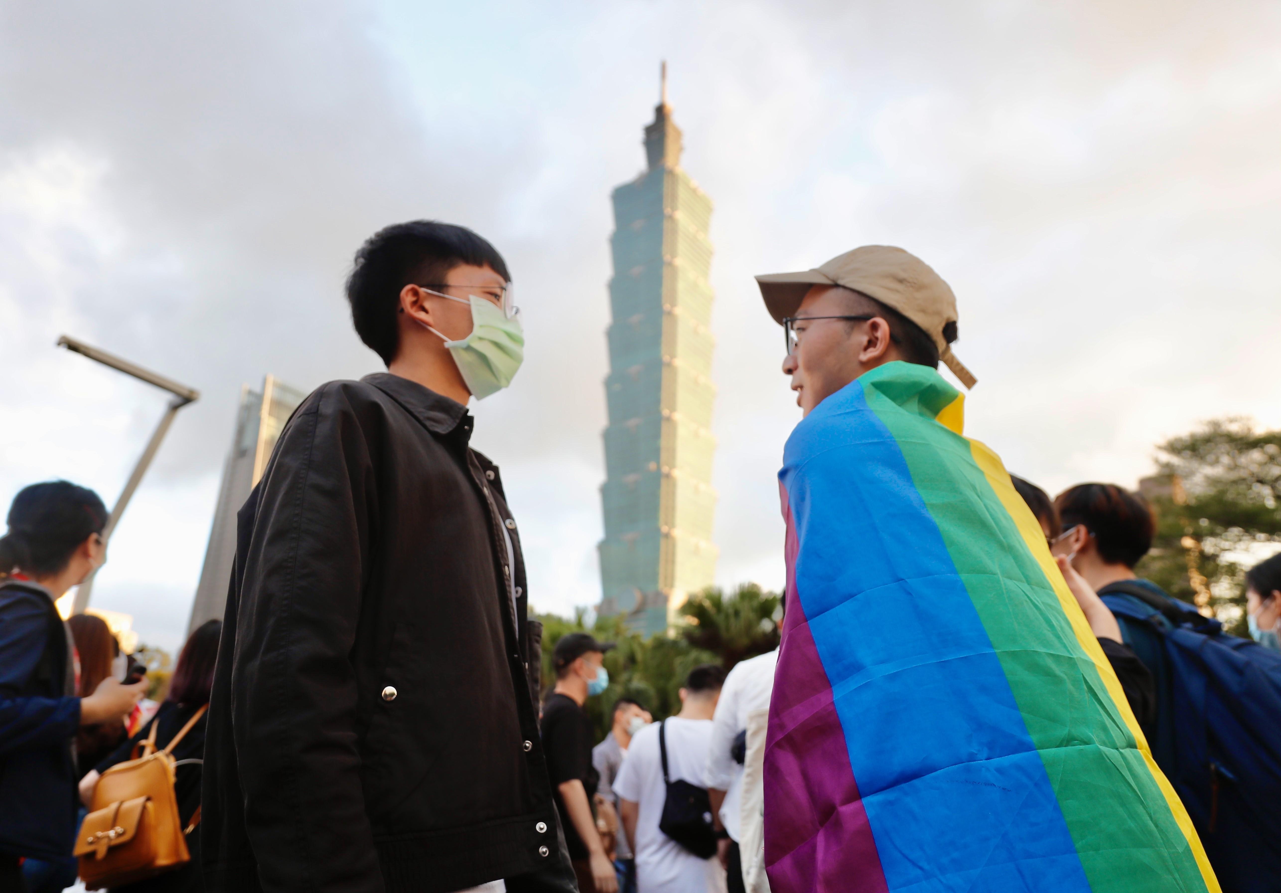 ▲▼美加智庫評比,台灣10年內進步迅速。(圖/達志影像)