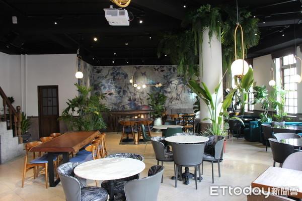 全素也能吃!大稻埕新開幕森林系蔬食餐廳 還有月老餐來招桃花 | ETto