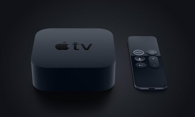 ▲ Apple TV 。(圖/取自蘋果官網)