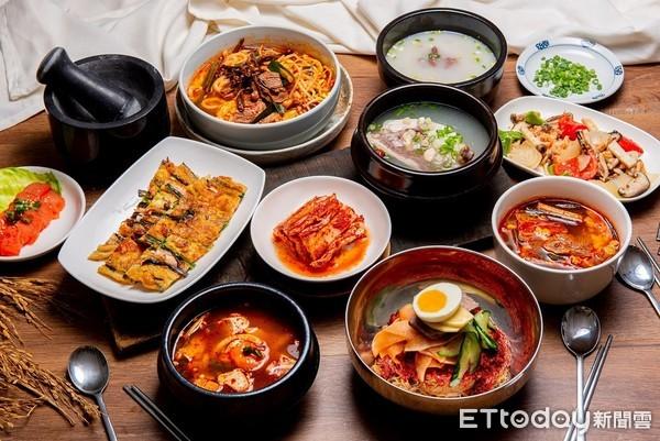 加價99元家常菜吃到飽 來自日本的韓國料理餐廳插旗板橋 | ETtoda
