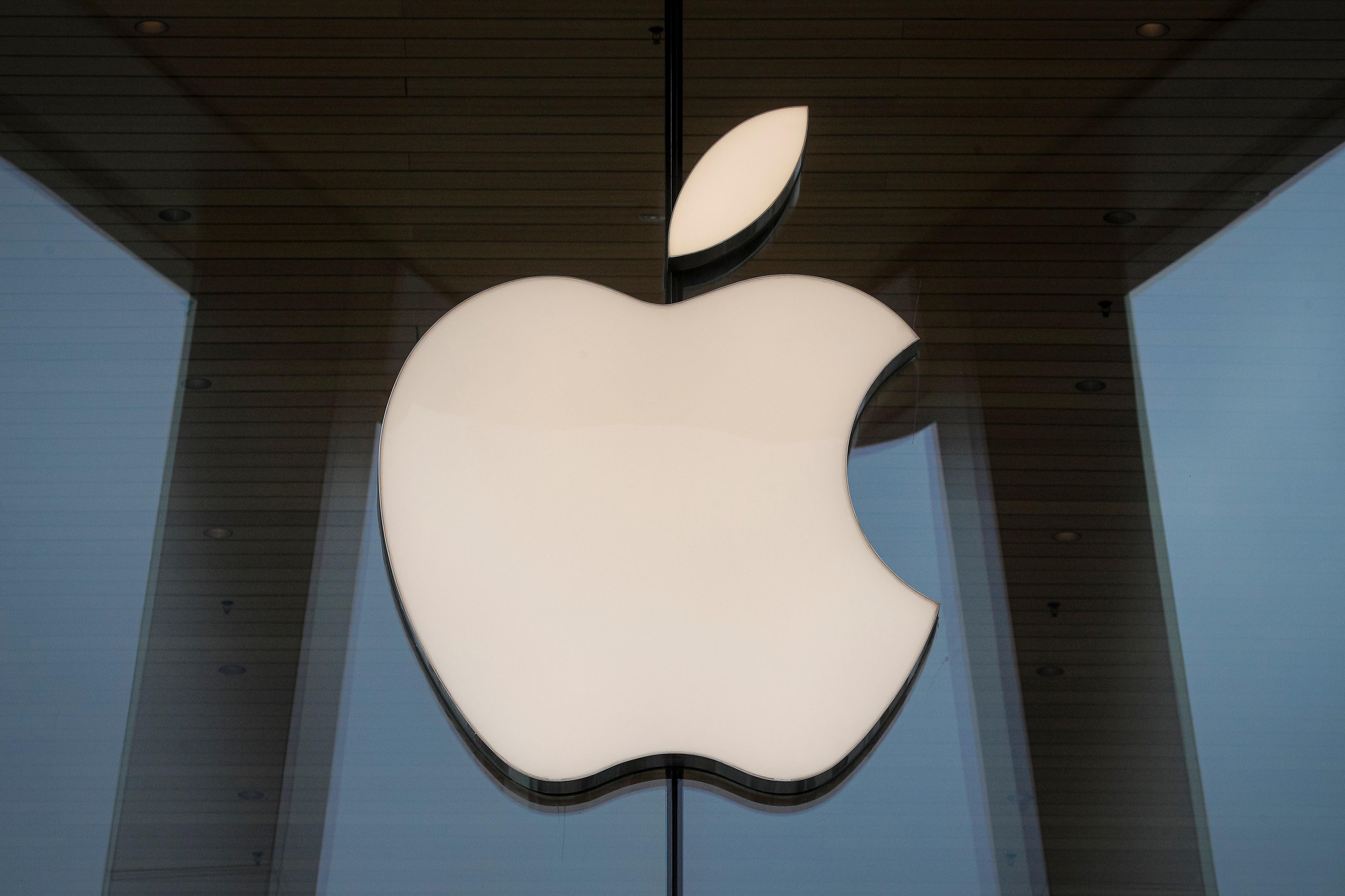 ▲蘋果、Apple。(圖/路透)
