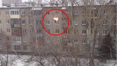 俄國熊孩子自焚又跳樓,只為好玩!?