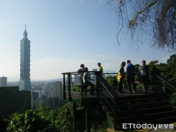 台北101煙火「私密景點」一次看! 彩虹河濱公園絕佳位置被推爆 | ET
