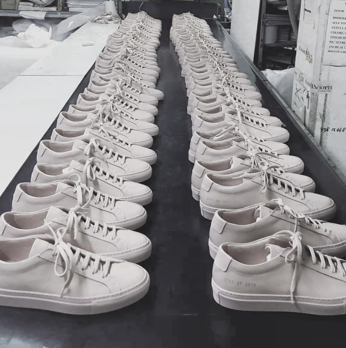 ▲▼Common Projects         。(圖/翻攝自IG)