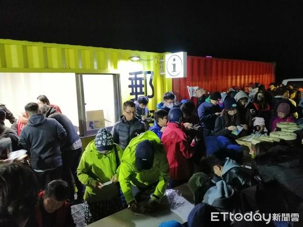 墾丁龍磐公園迎接2021「屏安」日出 戴口罩+觀星+迎曙光 | ETto