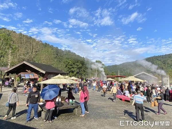 宜蘭泡湯新去處!清水地熱公園全新溫泉大眾池 5月中啟用 | ETtoda