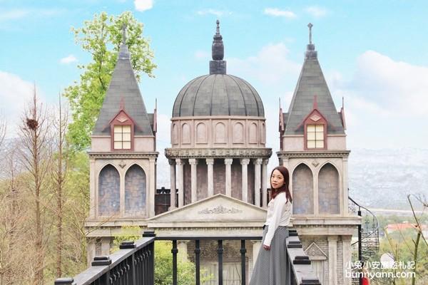 拍婚紗來這!苗栗10大夢幻外拍景點 空中古堡體驗極緻浪漫 | ETtod