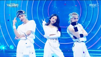 五代團「好看的孩子」大集合! 《MBC歌謠大祭典》合作舞台網推爆