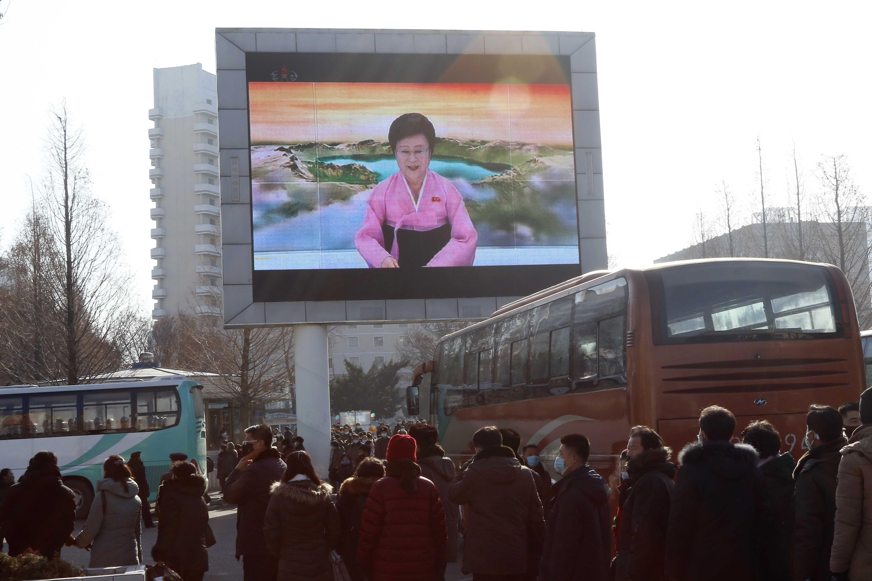 ▲▼北韓預計1月初召開8次全代會,但至今關沒仍悄無聲息。(圖/達志影像/美聯社)