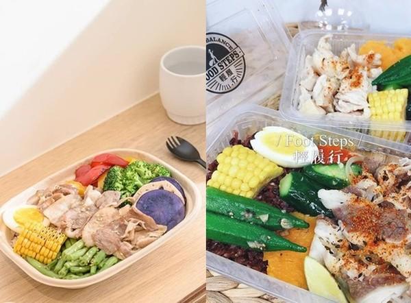 行天宮美食越來越「健康」 5家低GI餐盒,想減肥也能吃得美味   ET