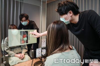 名留集團創新引進「AR魔鏡」吸年輕人眼球 「一站式服務」還能美甲、買面膜