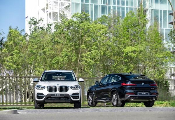 [新聞] BMWX3、X4白金領航版245萬起上市