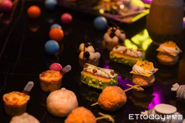 黑糖珍珠與三杯雞做成包子 台北W攜手珍煮丹推聯名下午茶   ETtoda