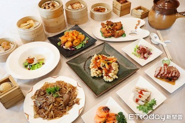 50多道港式料理無限供應 台中金典酒店粵菜吃到飽只到3月底   ETto
