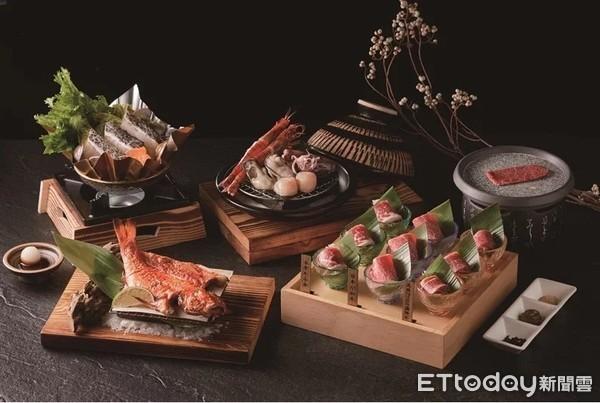 新增岩板燒+厚切生魚片 王品集團「藝奇」推出全新菜單