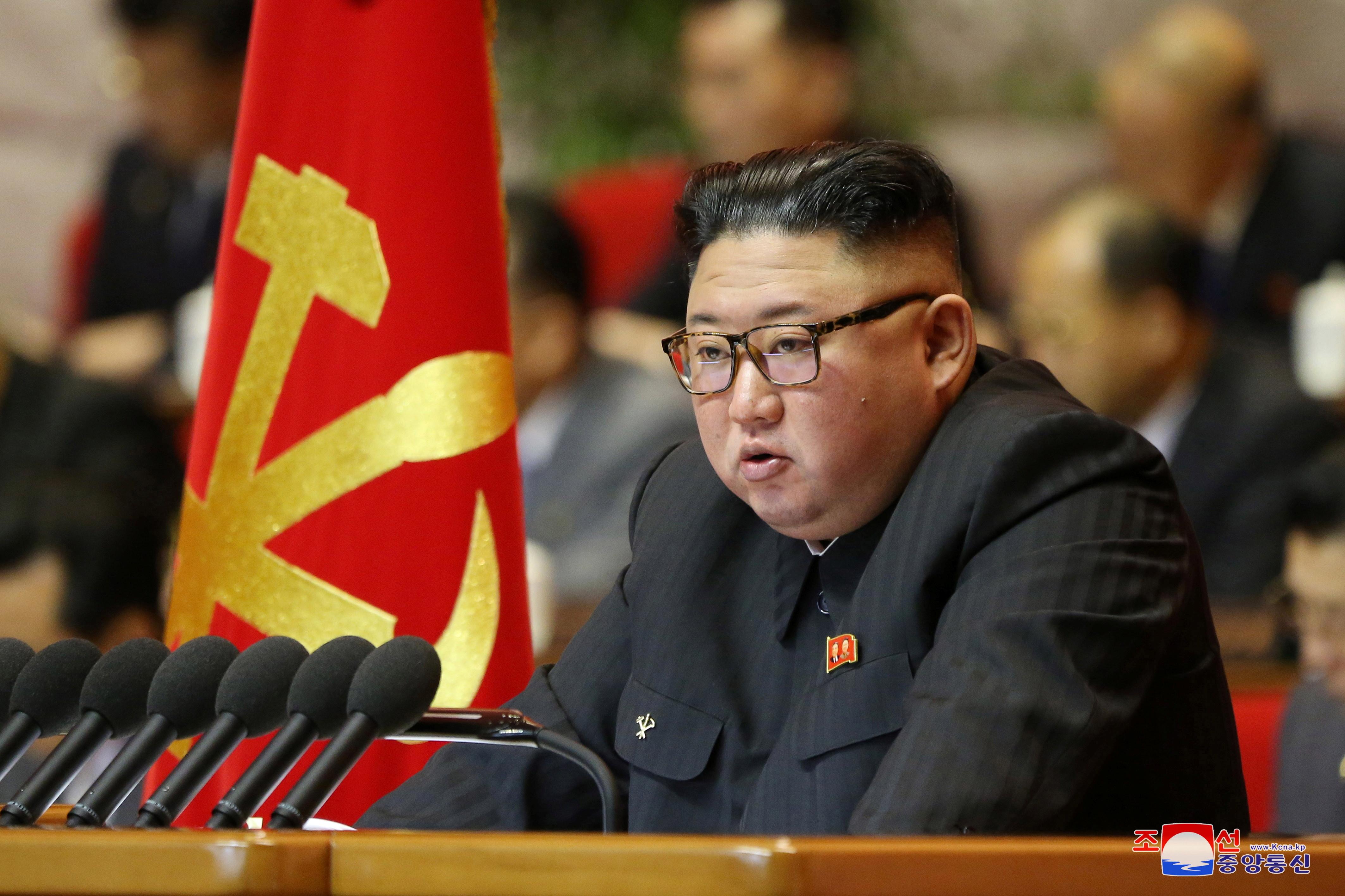 ▲▼北韓面臨國際制裁、經濟困境、全球疫情,脫北者認為金正恩已顯疲憊。(圖/路透社)